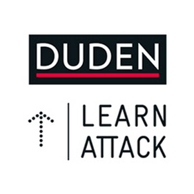 Logo Duden Learn Attack