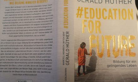 #Education for Future – Eine Buchvorstellung